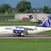 OO-DJP British Aerospace 146 Avro RJ85 Sabena