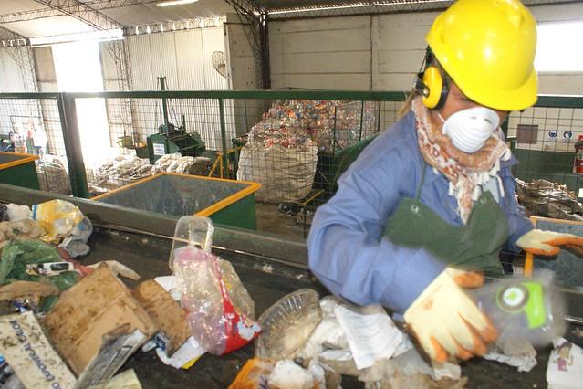 Recuperación y Puesta en marcha de la Planta de Reciclados de Lobos