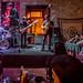 On stage at Amati Jazz & Blues - Los Villanos por migueldunham