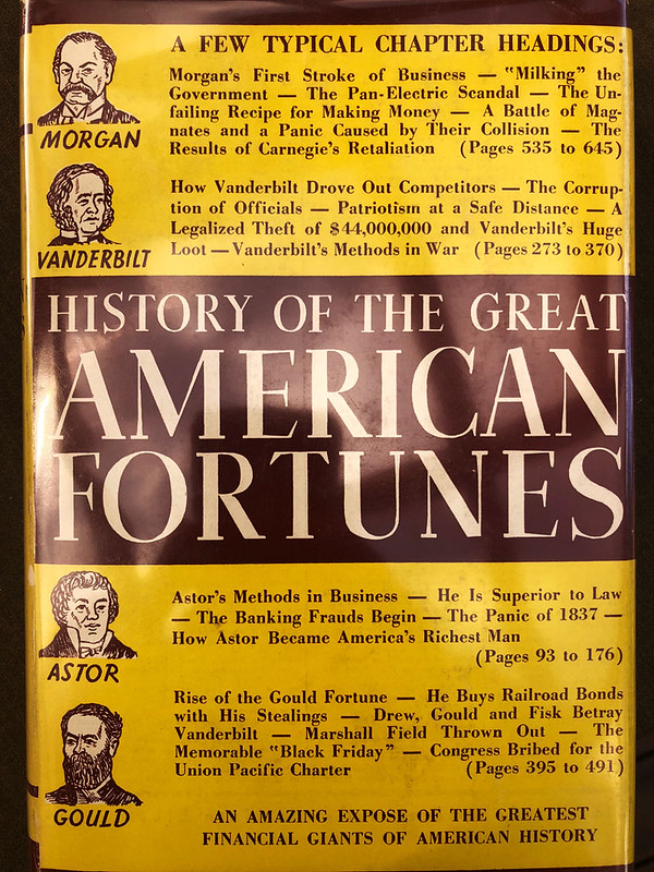 The History of the Great American Forutnes