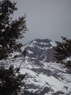 土, 2018-01-20 10:21 - 雪が舞い始めた