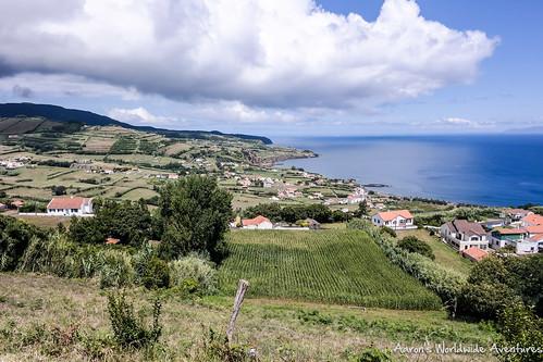 Faial's Southern Coast