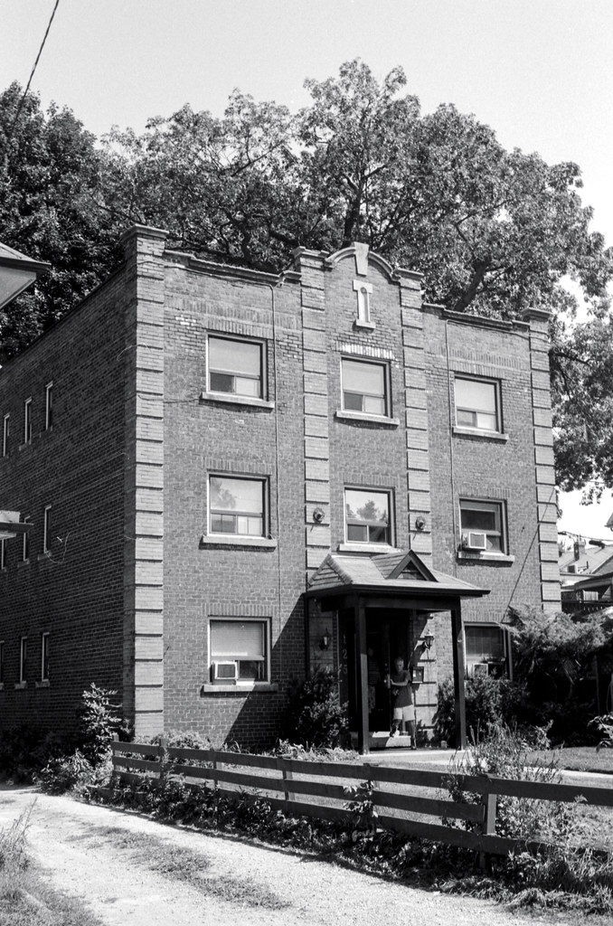 Kenleworth Apartment Block