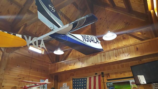 Gallant Farm Aviation Display