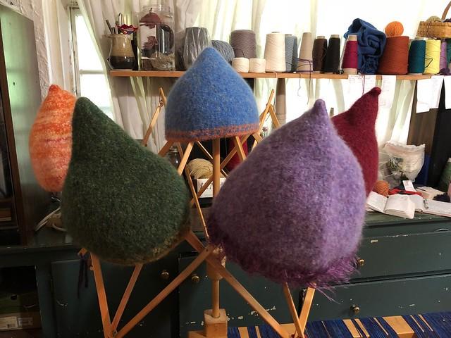 Fall Viking Hats