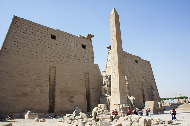 Egypt's Luxor Temple