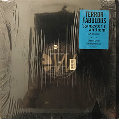 TERROR FABULOUS:GANGSTER'S ANTHEM(JACKET A)