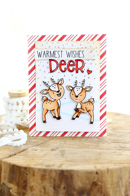 Oh deer! (Neat and Tangled new release)