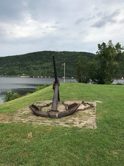 Matawa Anchor at the park