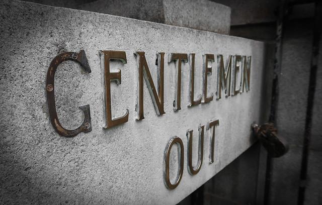 Gentlemen Out