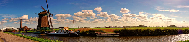 The Pano Dutch Landscape