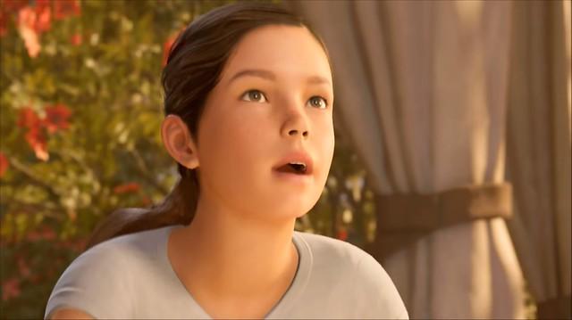 Tomb Raiderning soyasi - Young Lara