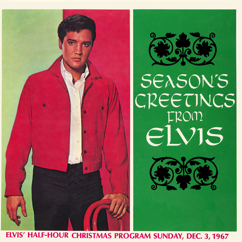 Elvis Presley - Seasons Greetings From Elvis