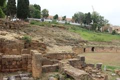 Tipasa, Park and ruins