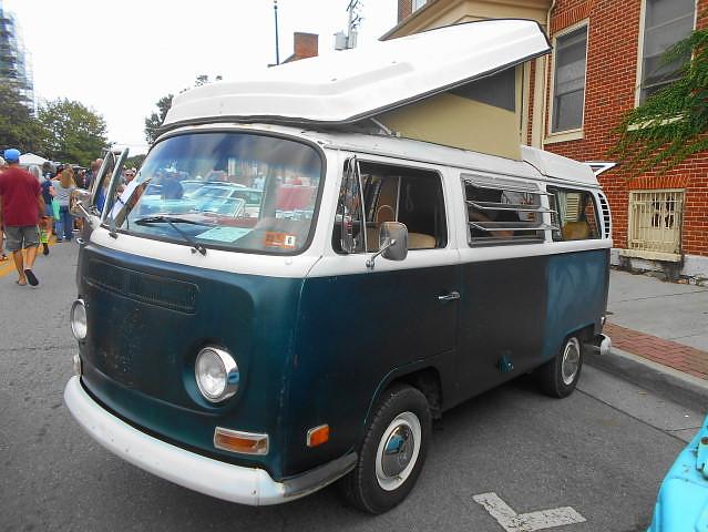 1970 Volkswagen Transporter Westfalia
