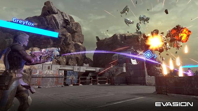 Evasion for PS VR