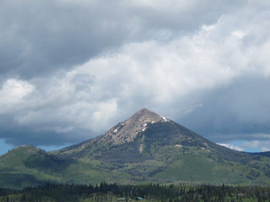 Hahn's Peak, CO.
