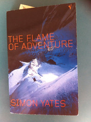 The Flame of Adventure - Simon Yates