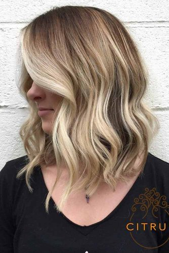 WEAR A LOB HAIRCUT 2019-New Styles Non-Boring For Women 13