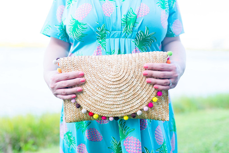 Pineapple Dress for a Summer Vacation-@headtotoechic-Head to Toe Chic