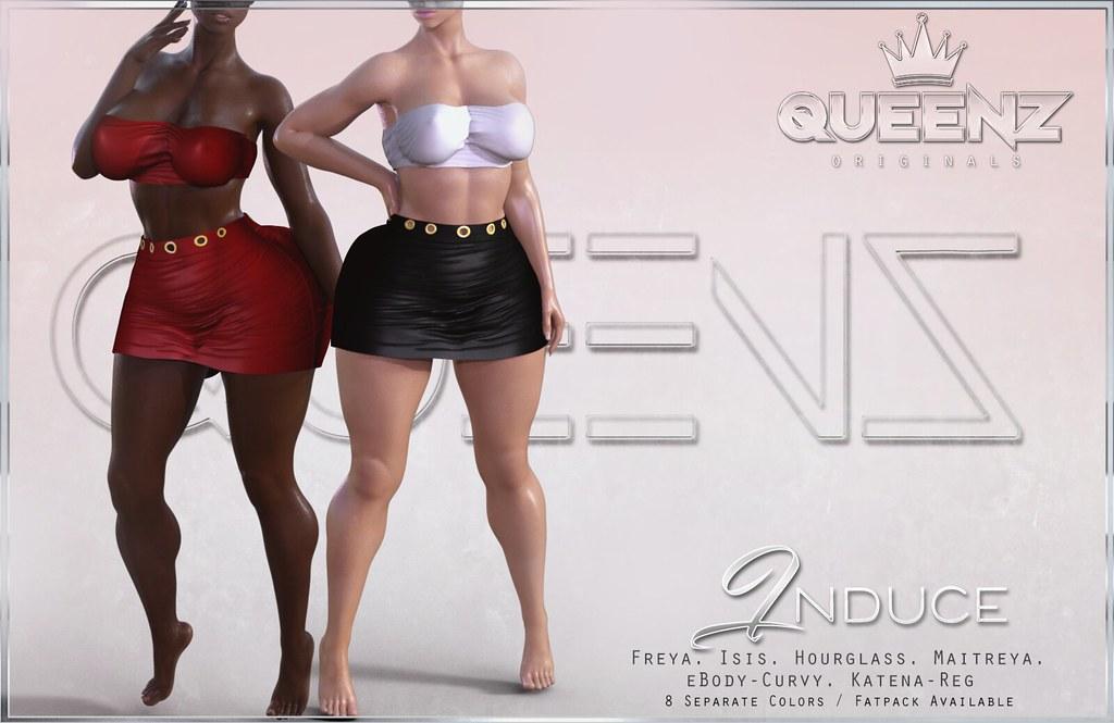 QUEENZ @ Blush Event