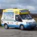Missy Moo Ice Cream Van, Keeper's Pond, Abergavenny Road, Blorenge, Monmouthshire 29 August 2018
