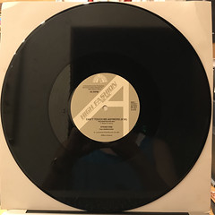 STRIKE ONE:CAN'T TOUCH ME ANYMORE(RECORD SIDE-A)