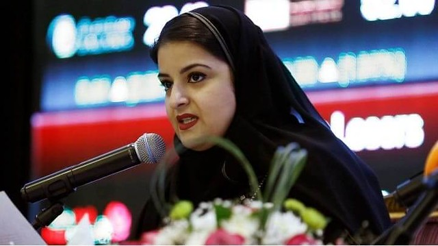 3429 Rania Nashar, the first female CEO of any Saudi Commercial Bank 03