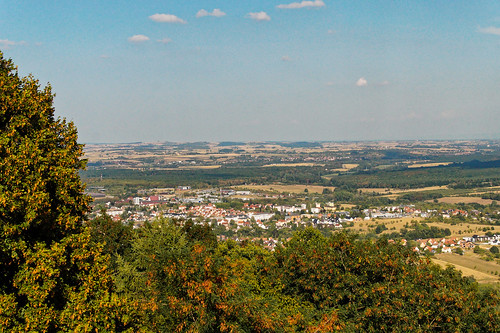 View towards Saverne