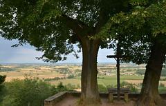 Vue sur le canal de Bourgogne