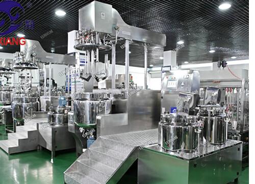 emulsification homogeneous equipment