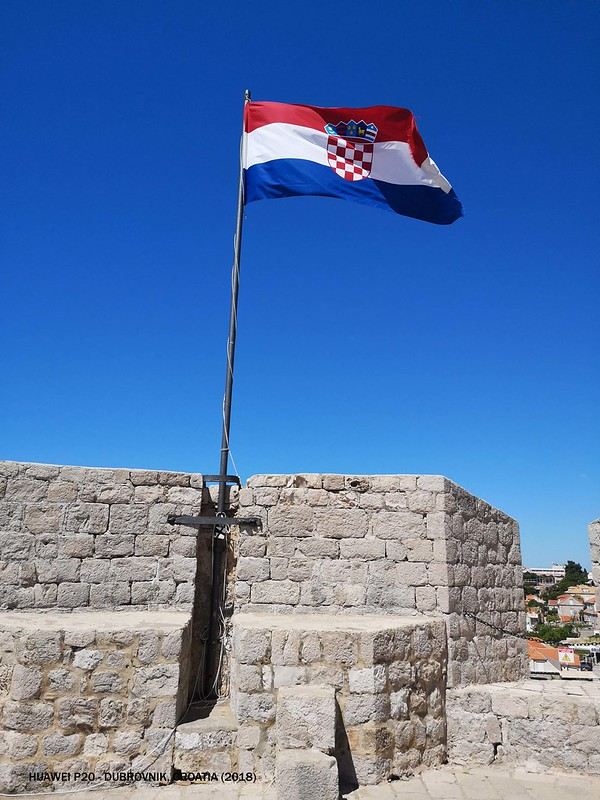 2018 Croatia Walls of Dubrovnik 16