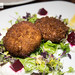 Louisiana Crab Cake, Spicy Ricotta & Pickled Beets