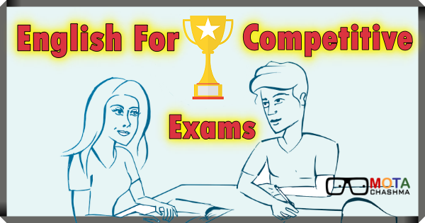 how to prepare for english for competitive exams