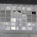 Hyatt Prismatic Cellar Light Cover, Upper Borough Walls, Bath 5 September 2018