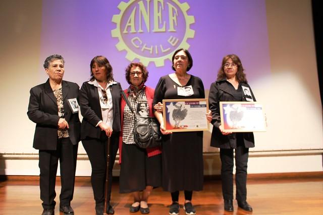 ANEF conmemora 45 años del Golpe de Estado (11-09-2018)