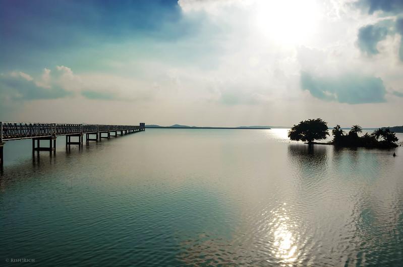 Mukutmanipur Dam, Bankura