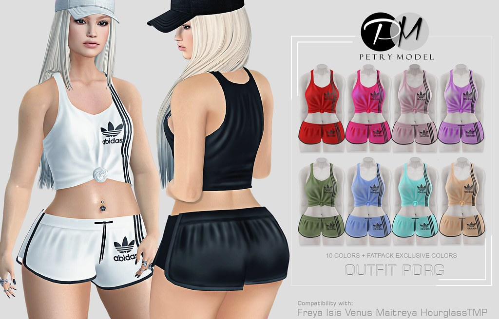 :::::: New ::::::  Outfit PDRG - TeleportHub.com Live!