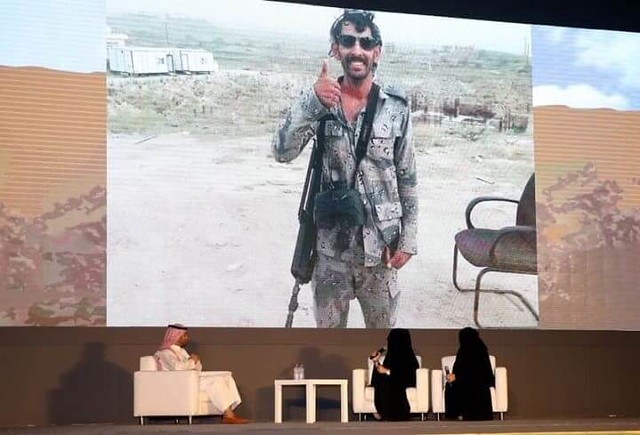 """3180 Newly Married Saudi Soldier writes """"I miss you"""" to his wife before he was martyred 01"""