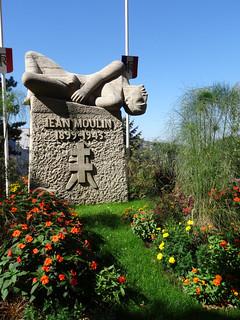 Jean Moulin mémorial