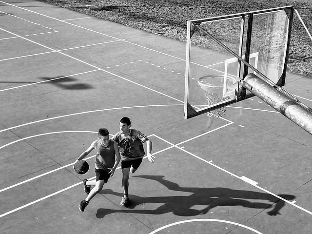 Basketball players [Explored 2018.09.17]