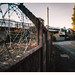 Dereliction, Concrete and Razor Wire