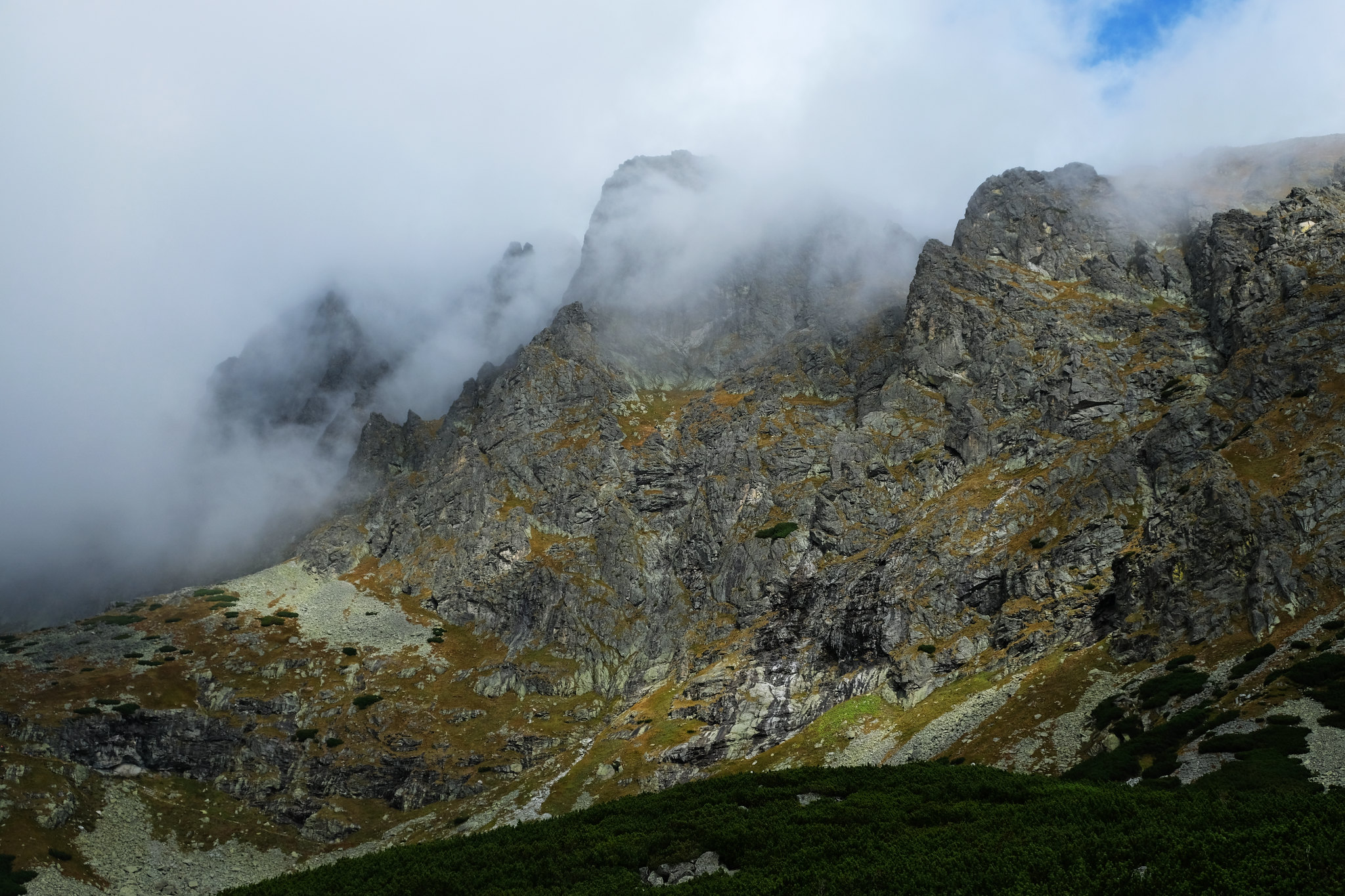 Autumn High Tatras
