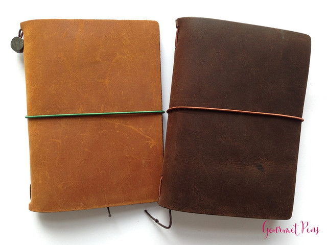 Midori Traveler's Notebook Leather Journal Covers 8