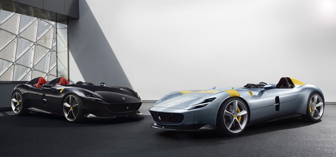 00. The Ferrari Monza SP1 & SP2