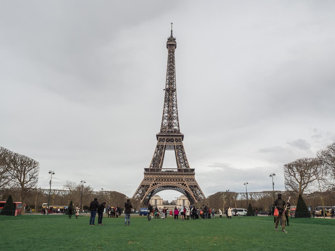 Pariisi Eiffel