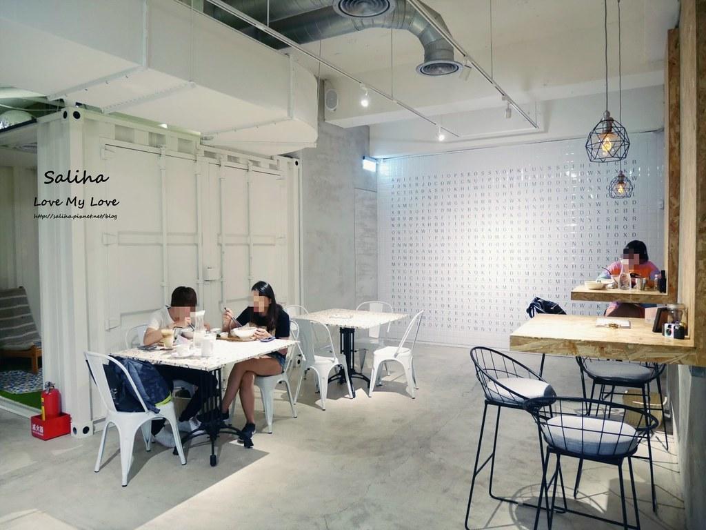 台北東區忠孝敦化站網美ig打卡推薦無聊咖啡超好拍 (2)