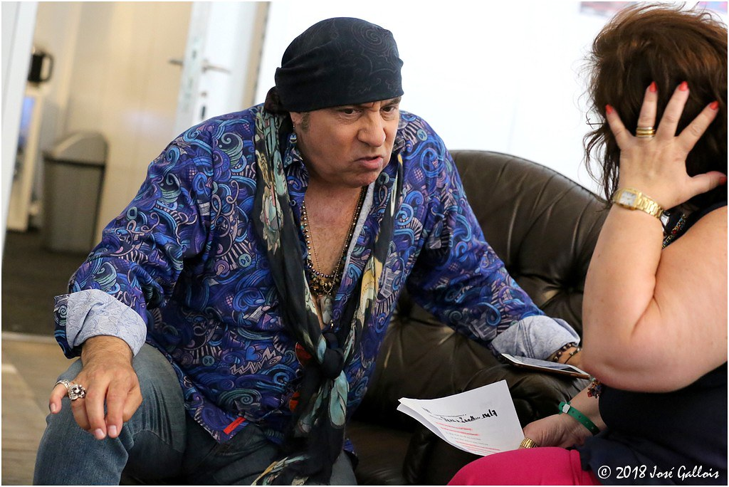 Interview Steven Van Zandt - Peer 14.07.18