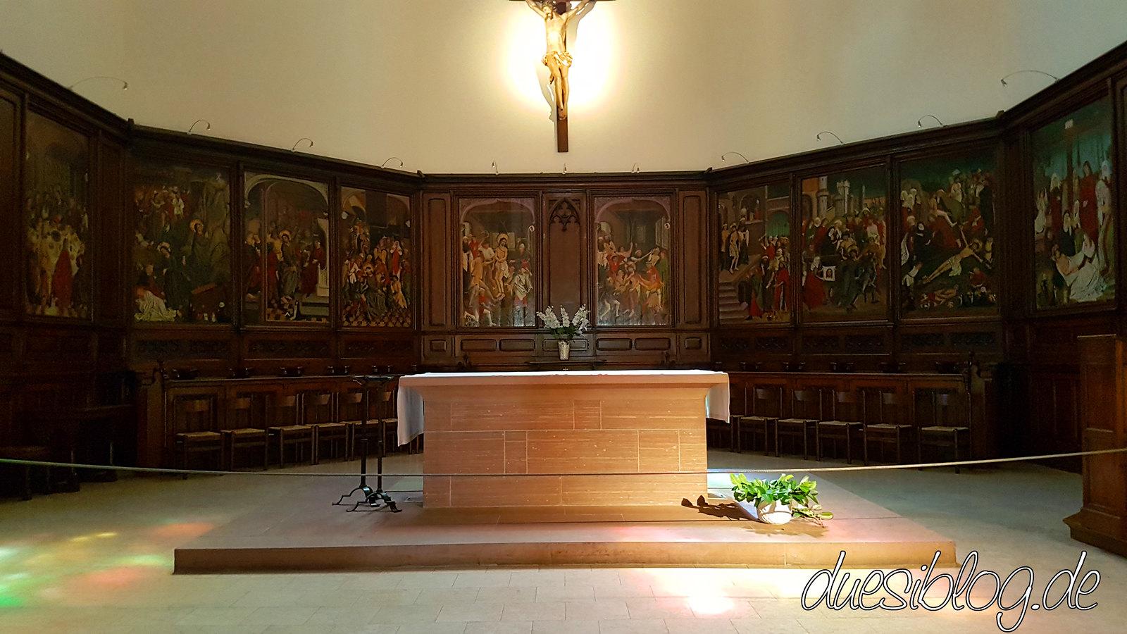 Eglise Catholique Saint-Pierre-le-Vieux Strasbourg duesiblog travelblog 06
