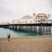 Dave ad Brighton Place Pier